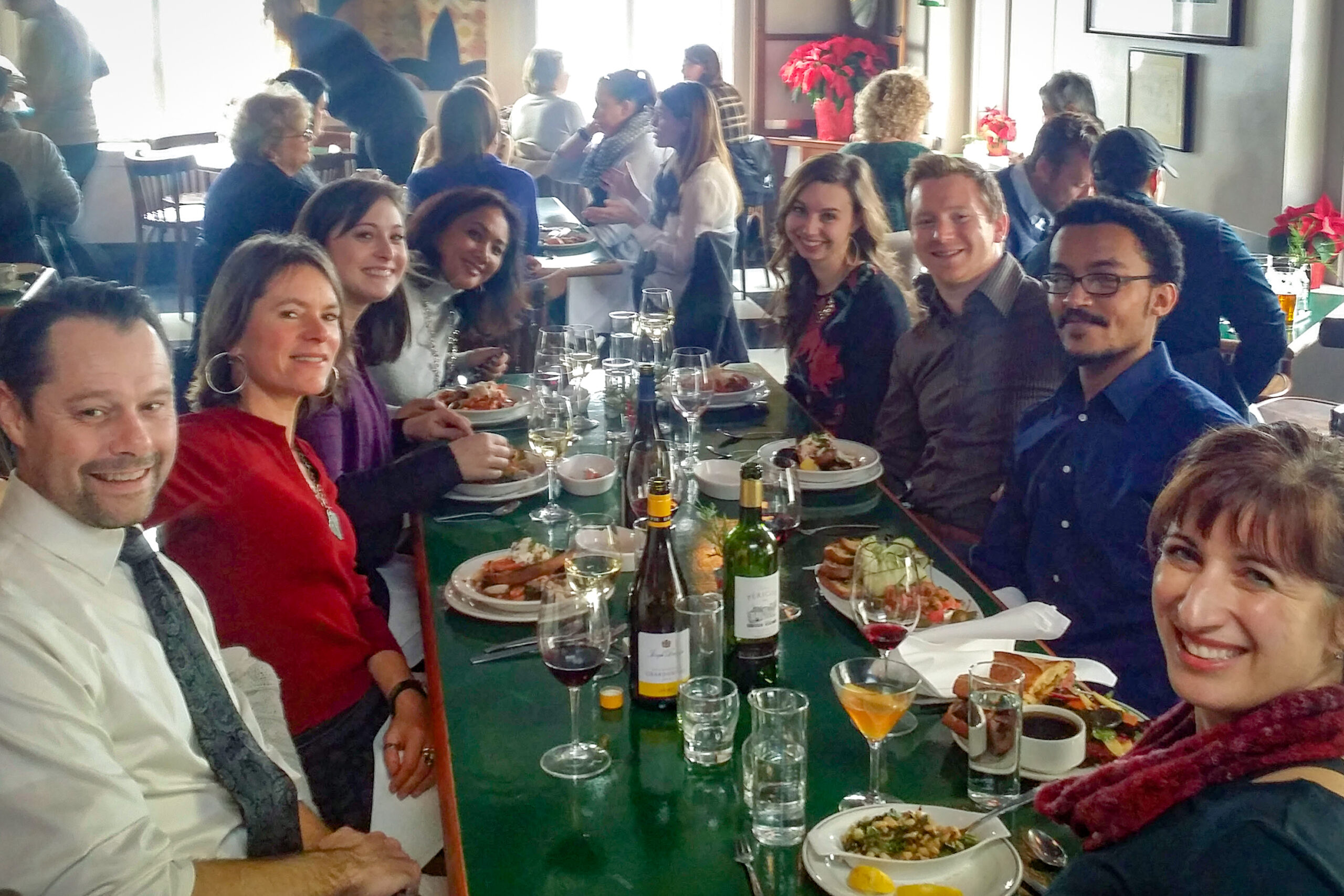 JAB Holiday Lunch