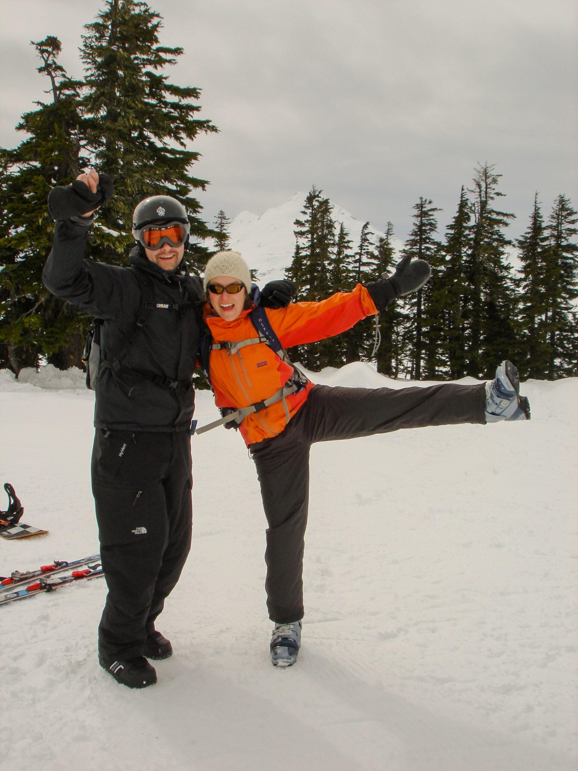 Team JAB snow day