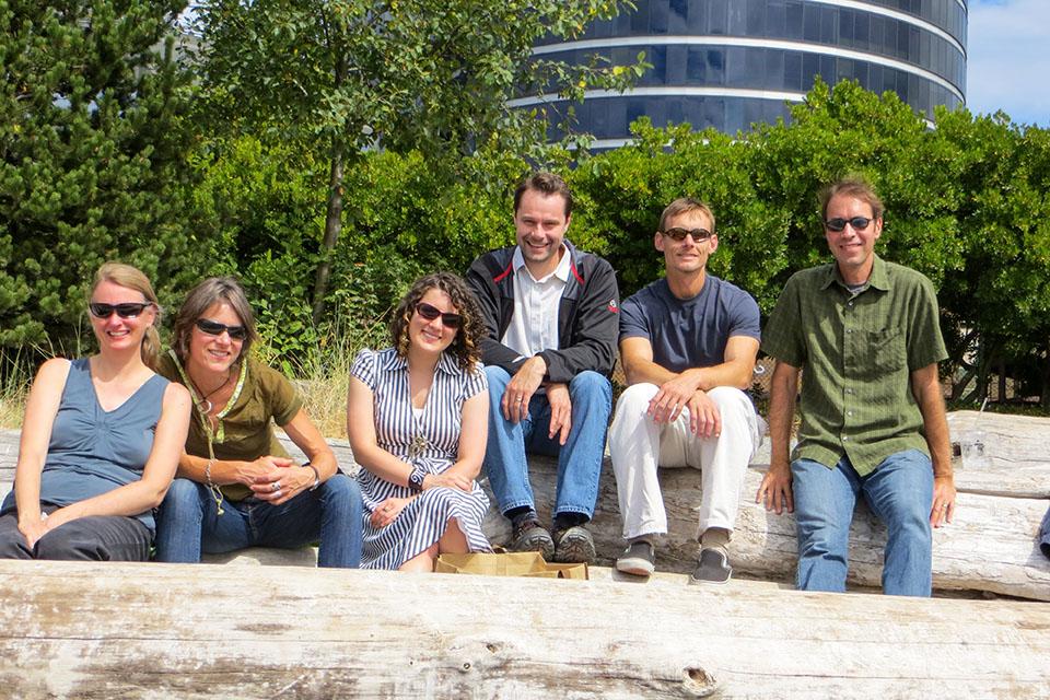 Waterfront team